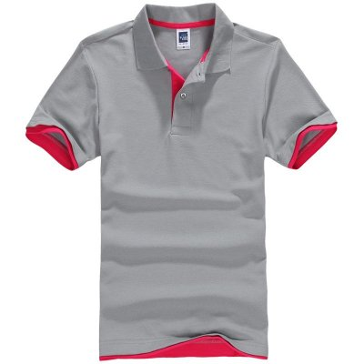 Camisa Polo Casual Colorida