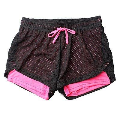 Short Esportivo Feminino