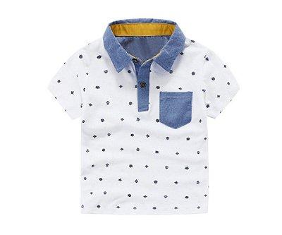 Camisa Polo Peixinho