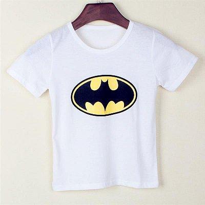 Camisa Infantil Unissex Batman