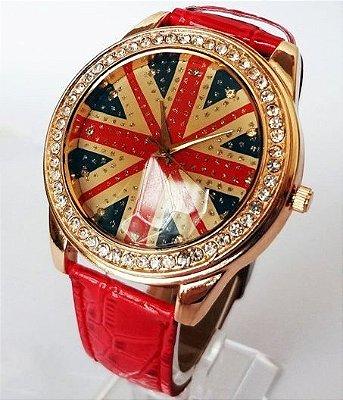 Relogio Britanico Feminino