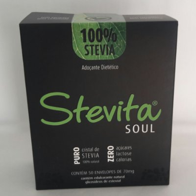 Stevia Adoçante Dietético