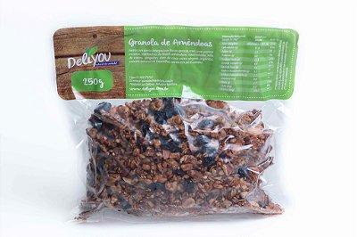 Granola de Amêndoas e Coco (250g)