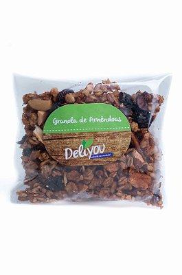 Granola de Amêndoas e Coco (5 unidades de 40g)