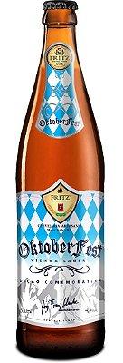 Cerveja Fritz Oktoberfest - 500ML