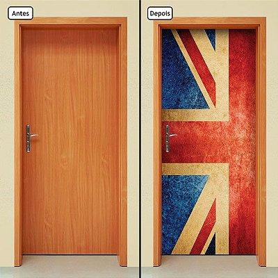 Adesivo de porta bandeiras
