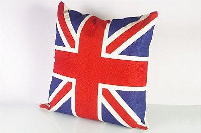 Capa de Almofada - Inglaterra