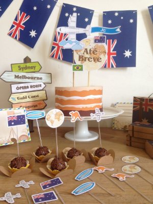 Kit Festa Austrália