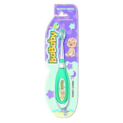 Escova Dental IsaBaby Super Macia