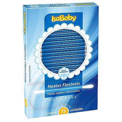 Haste Flexível IsaBaby 75 Unidades