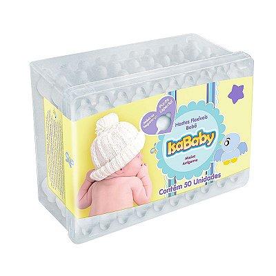 Haste Flexível IsaBaby Baby 50 Unidades