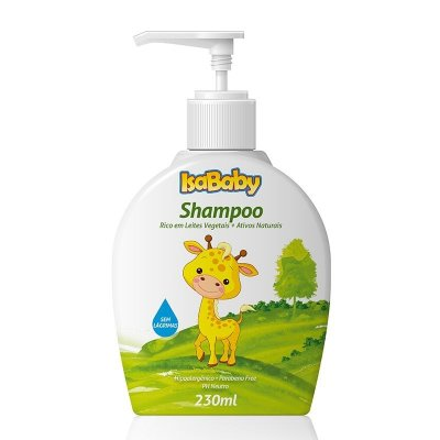Shampoo IsaBaby Zoo 230ml