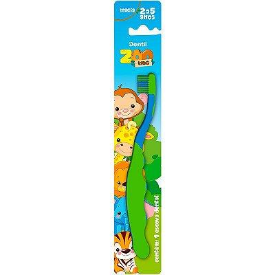Escova Dental Dentil Zoo Kids