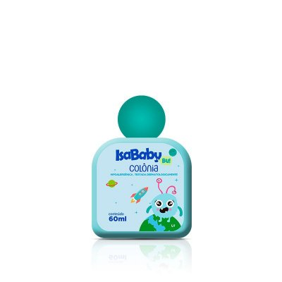Colônia IsaBaby Bu Azul 60ml