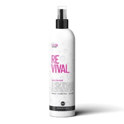 Revival Água Termal 300mL - Curly Care