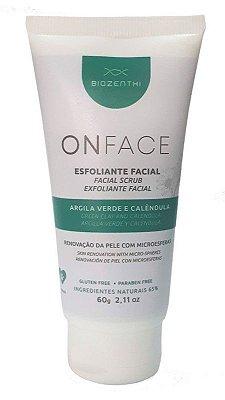 Onface Esfoliante Facial 60ml -  Biozenthi