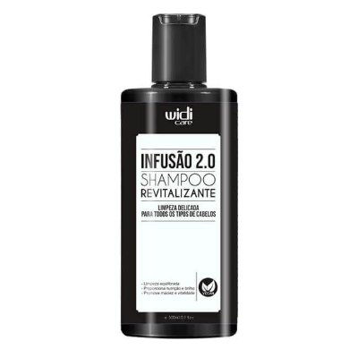Infusão 2.0 Shampoo Revitalizante 300mL - Widi Care