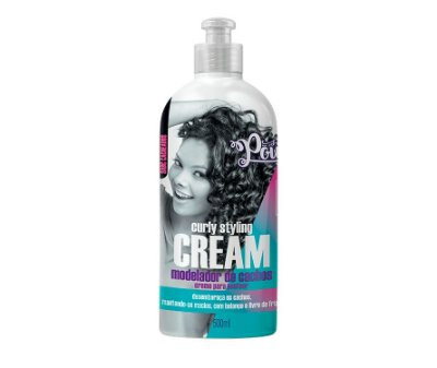 Creme para Pentear Curly Styling Cream 500ml - Soul Power