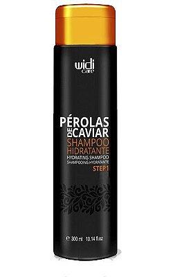 Pérolas de Caviar Shampoo Hidratante 300ml - Widi Care