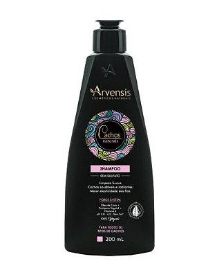 Shampoo Cachos Naturais Arvensis - 300ml