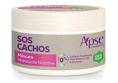 Máscara Hidratante Nutritiva SOS Cachos 300g - Apse