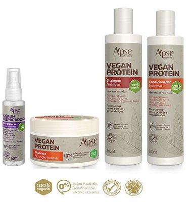 Kit Completo Vegan Protein - Apse
