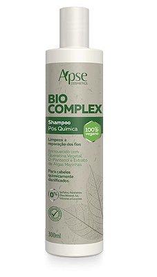 Shampoo Pós-Química Bio Complex 300ml - Apse