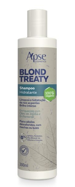 Shampoo Hidratante Blond Treaty 300ml - Apse