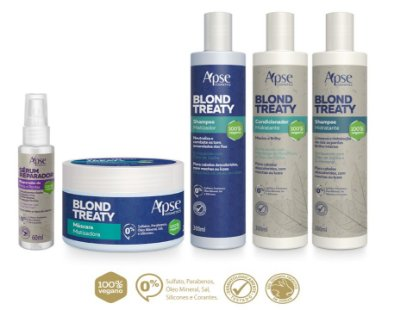Kit Completo Blond Treaty - Apse
