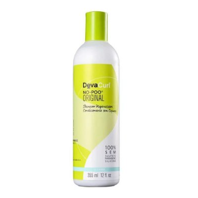 DevaCurl No Poo Original- 355ml