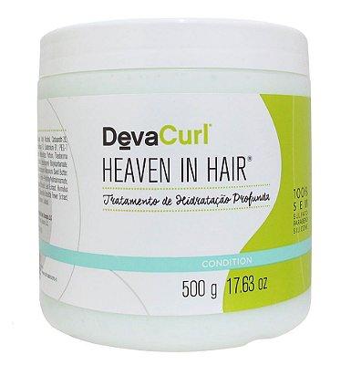DevaCurl Heaven in Hair Máscara Hidratação Profunda - 500g