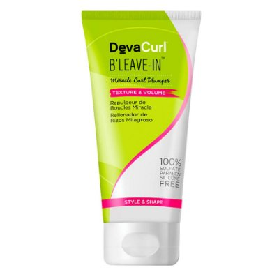 DevaCurl B'Leave-in Ativador de Cachos e Volumizador - 200ml