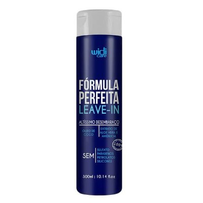 Fórmula Perfeita Leave-In 300ml - Widi Care
