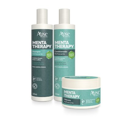 Kit Refrescante Menta Therapy - Apse