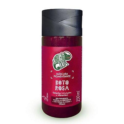 Máscara Pigmentante Boto Rosa 150mL - Kamaleão Color