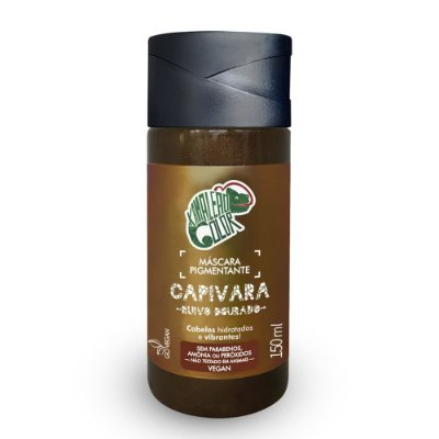 Máscara Pigmentante Capivara 150mL - Kamaleão Color