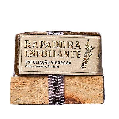 Rapadura Esfoliante - Esfoliação Vigorosa 90g - Feito Brasil