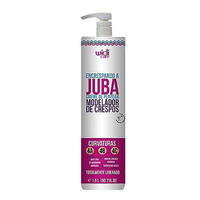 Encrespando a Juba Creme de Pentear - 1,5L - Widi Care
