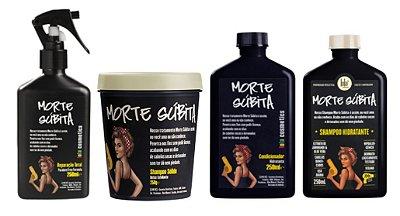 Kit Super Hidratante Morte Súbita Reparação Total - Lola Cosmetics