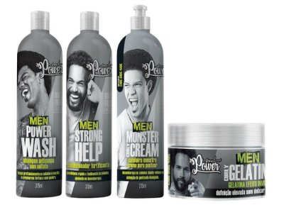 Kit Soul Power Men - 315ml