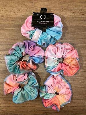 Scrunchie Amarrador Tie Dye - Cluberaiz