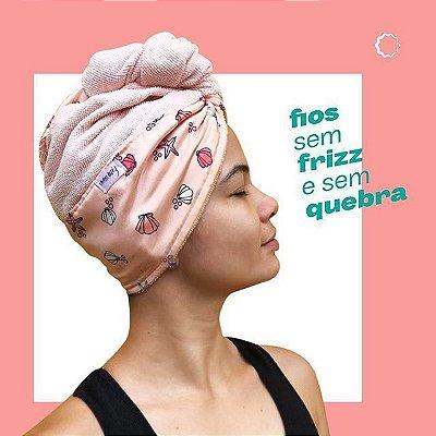 Touca Atoalhada De Microfibra - Clube Raiz