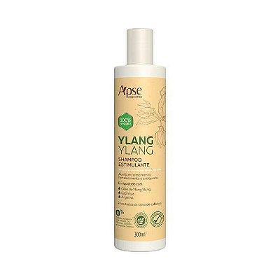 Shampoo Estimulante  Ylang Ylang 300ml - APSE