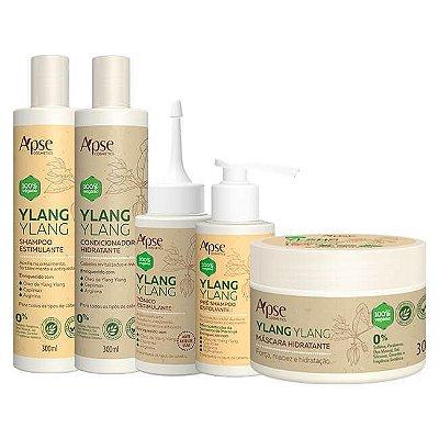 Kit Completo Estimulante Ylang Ylang - Apse