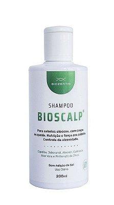 BioScalp Shampoo Força e Vitalidade aos Cabelos 200ml - Biozenthi