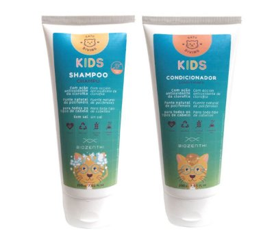 Kit Gato Divino Kids 200ml - Biozenthi