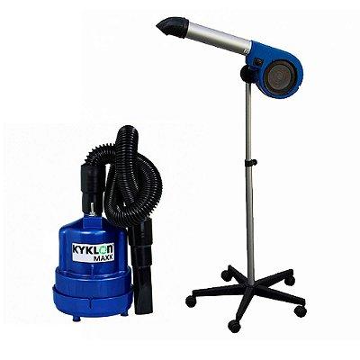 Secador Soprador Kyklon Maxx Azul 110v