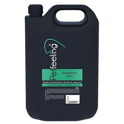 Shampoo Pet 5L Cítrico Petfeeling