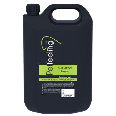 Shampoo Pet 5L Neutro Petfeeling