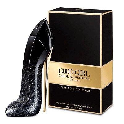 Carolina Herrera Good Girl Supreme Perfume Feminino Eau de Parfum 80ml